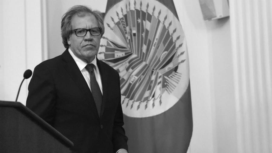 OEA luis almagro secretario general la-tinta