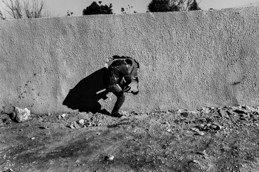 Rojava miliciano YPG la-tinta