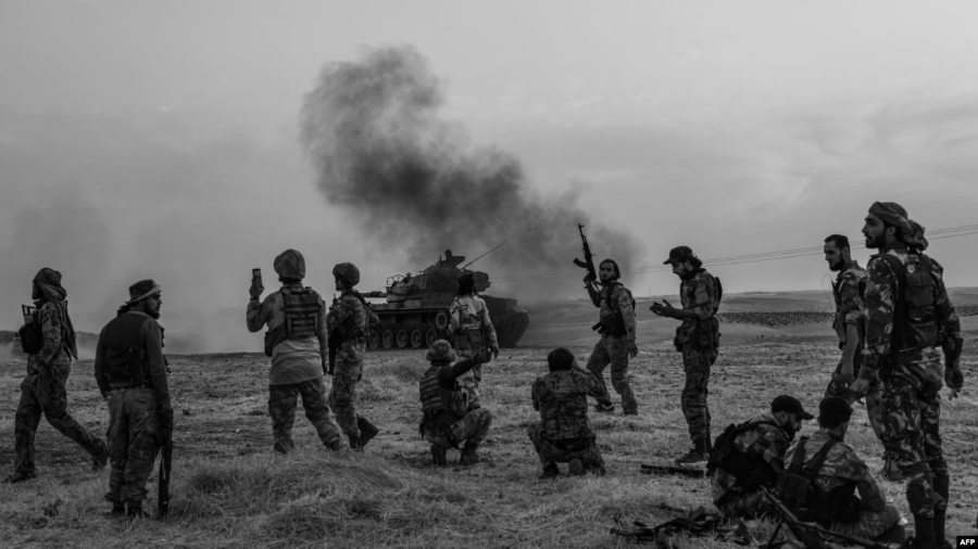 Rojava yihadistas apoyados por turquia la-tinta