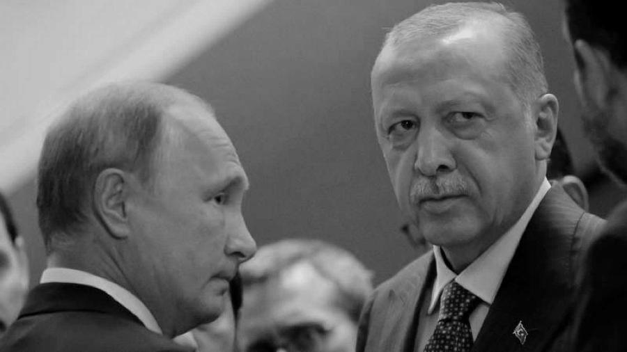 Turquia Erdogan Vladimir Putin la-tinta