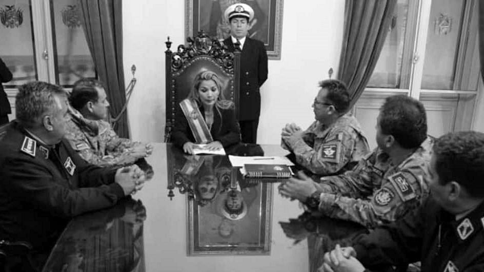 anez-militares-amnistia-delitos