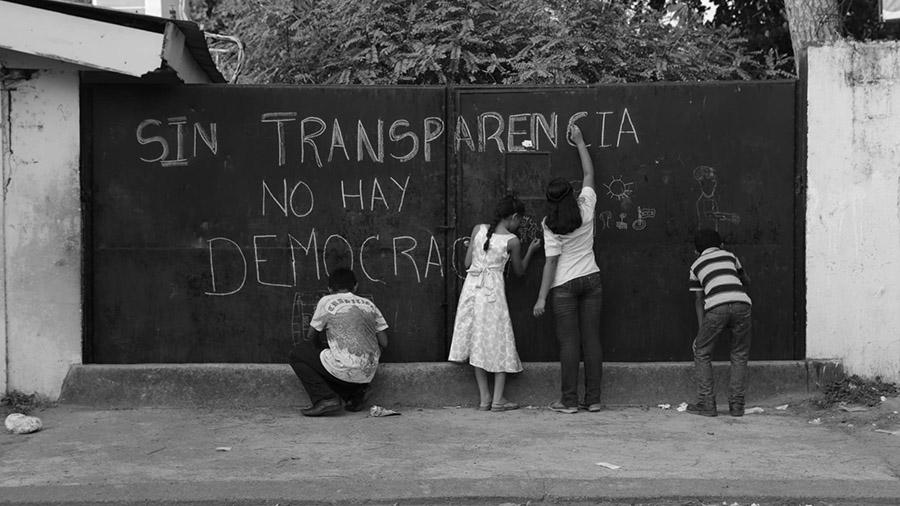 democracia informacion publica