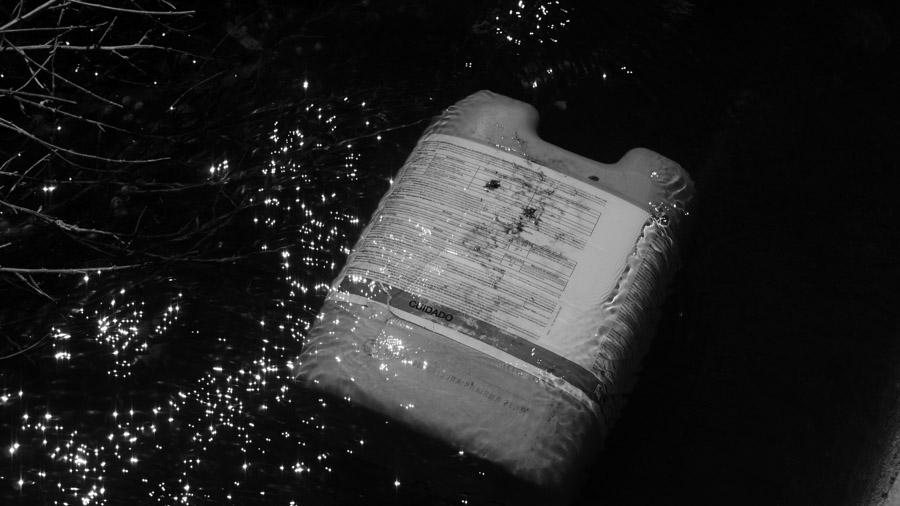 glifosato arsenico agua fumigaciones