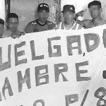 Más de 10 mil presxs en huelga de hambre en Buenos Aires