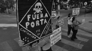 El funeral judicial de las afectadas de zona sur