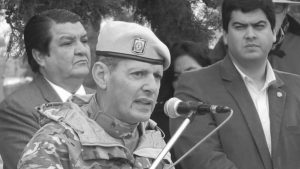 Nunca más militarización de la política: organismos de DDHH exigen que Pulleiro no sea designado en Seguridad