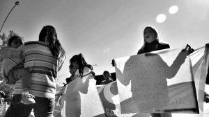Organizaciones sociales acampan frente a Desarrollo Social por promesas incumplidas