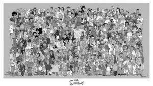El mundo cumple 30 años con Los Simpson