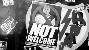 """""""Zozulya, eres un nazi"""""""