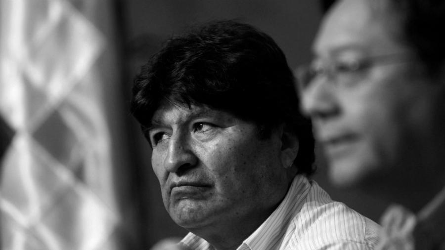 Bolivia Evo Morales en Argentina la-tinta