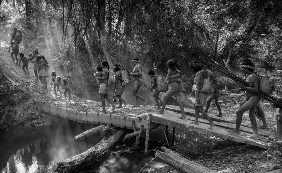 Brasil pueblos originarios aislados la-tinta