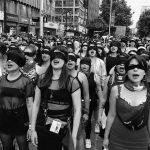 Chile: El movimiento feminista en la primera línea