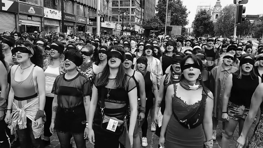 Chile el violador eres tu la-tinta