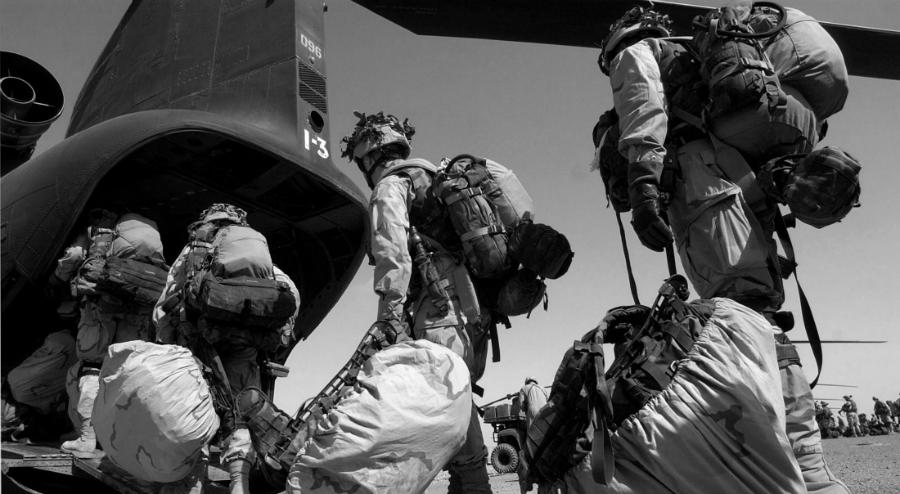 Afganistan ejercito Estados Unidos la-tinta