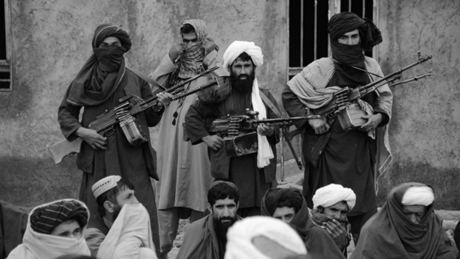 Afganistan talibanes la-tinta