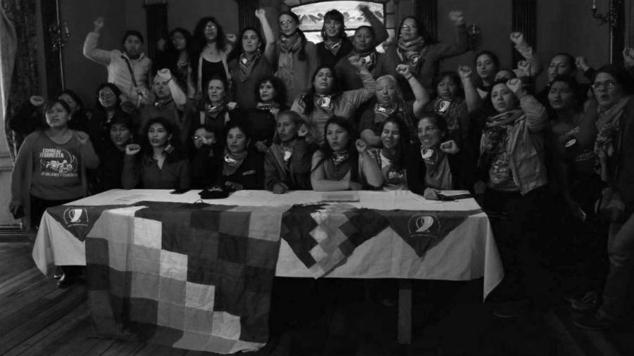 Bolivia brigada feminista plurinacional la-tinta