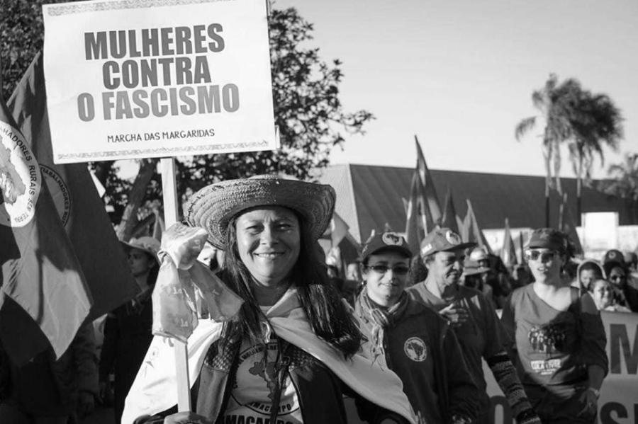 Brasil Sin Tierra mujeres la-tinta