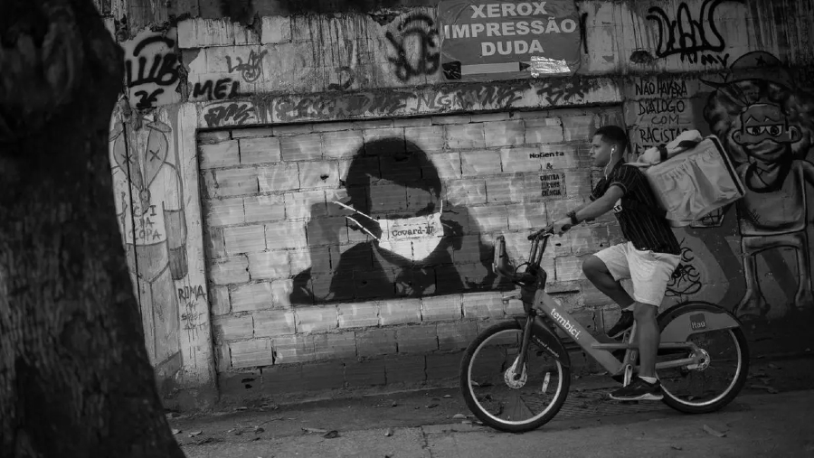 Brasil coronavirus trabajo Bolsonaro la-tinta