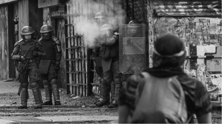 Chile protestas febrero la-tinta