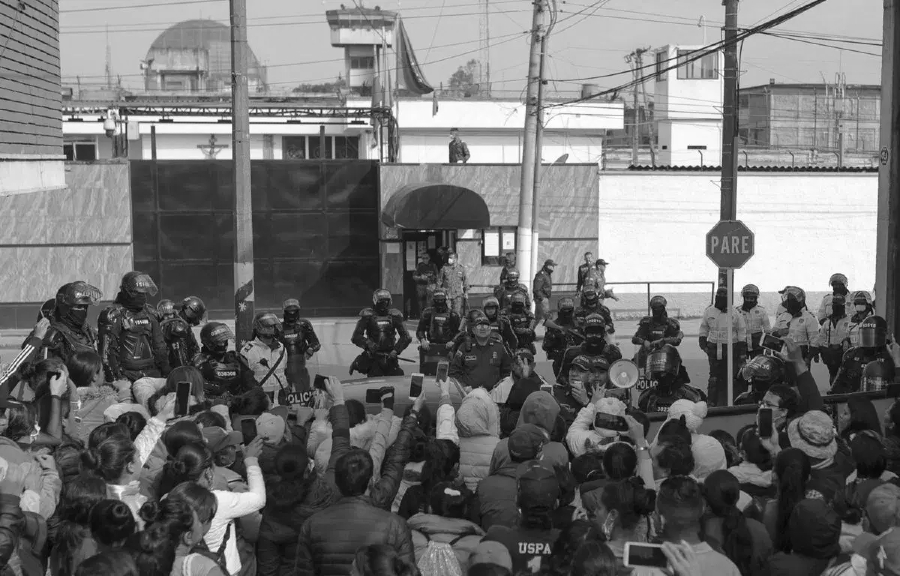 Colombia protestas en carceles la-tinta