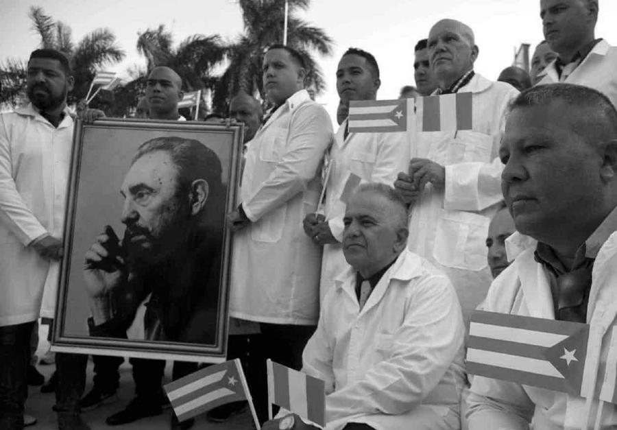Cuba brigadas medicas coronavirus la-tinta