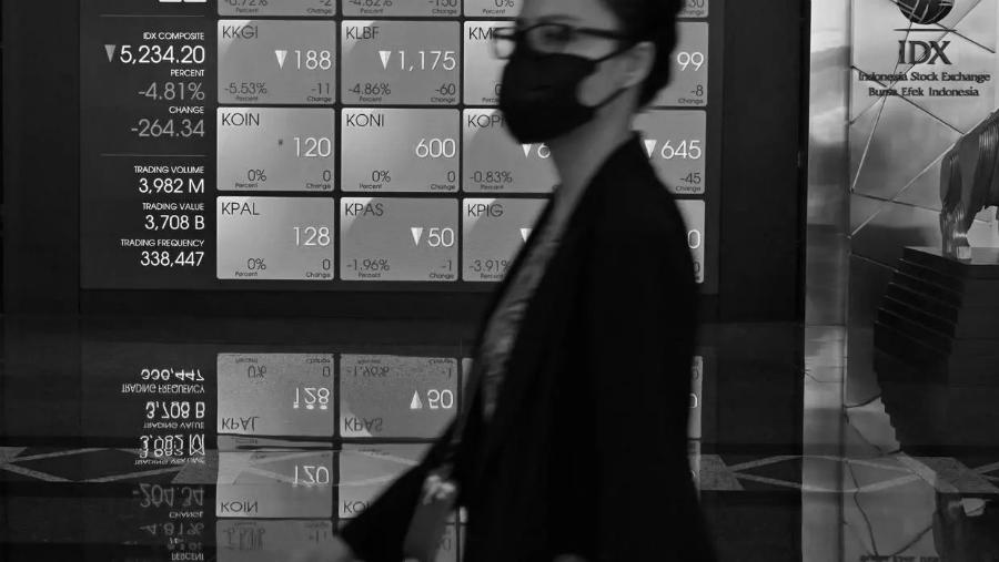 Economia bolsa de valores coronavirus la-tinta