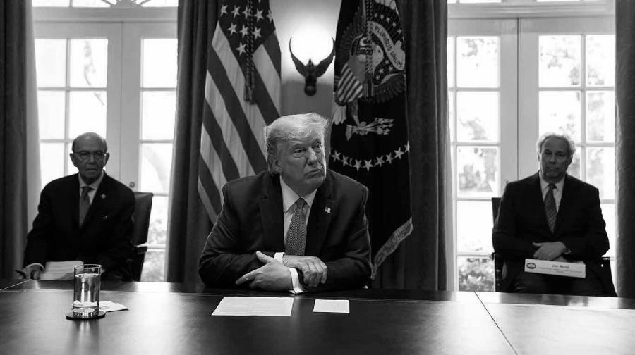 Estados Unidos Trump crisis coronavirus la-tinta