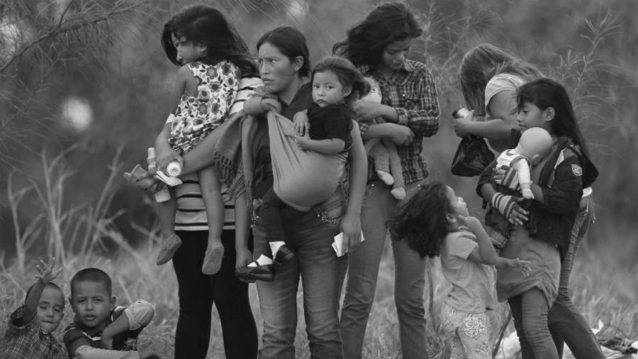 Mexico mujeres migrantes la-tinta