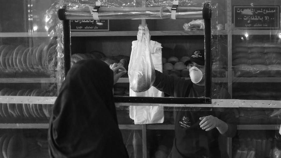 Palestina Covid 19 Franja de Gaza la-tinta