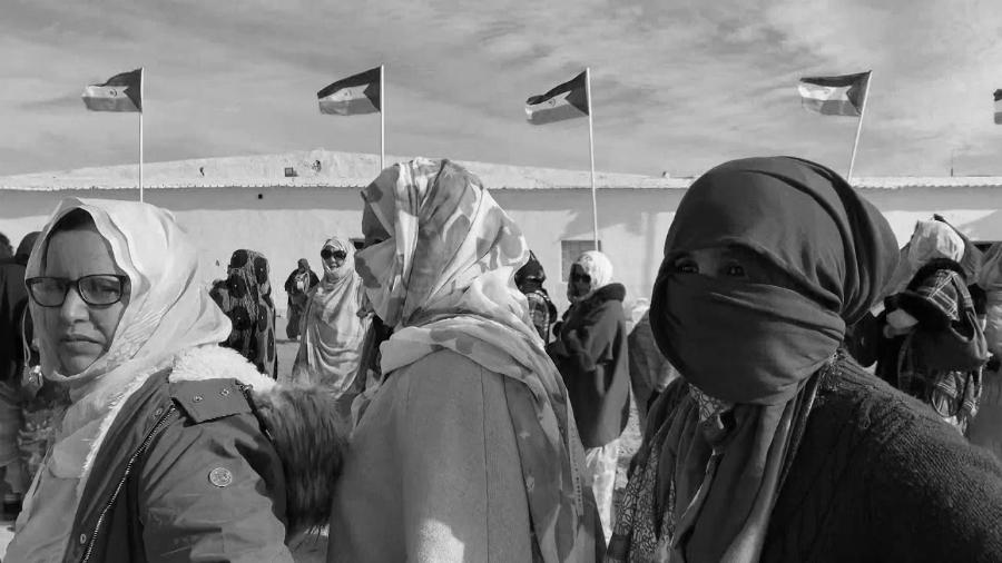 Sahara Occidental mujeres del Frente Polisario la-tinta