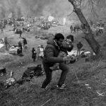 El gobierno turco fuerza a los refugiados a trasladarse a la frontera con Europa