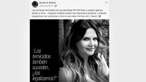 """Alta Gracia: repudio a funcionaria municipal que avala """"legalizar"""" los femicidios"""