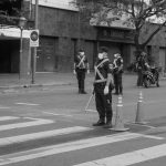 La pandemia construye una Sociedad Policía
