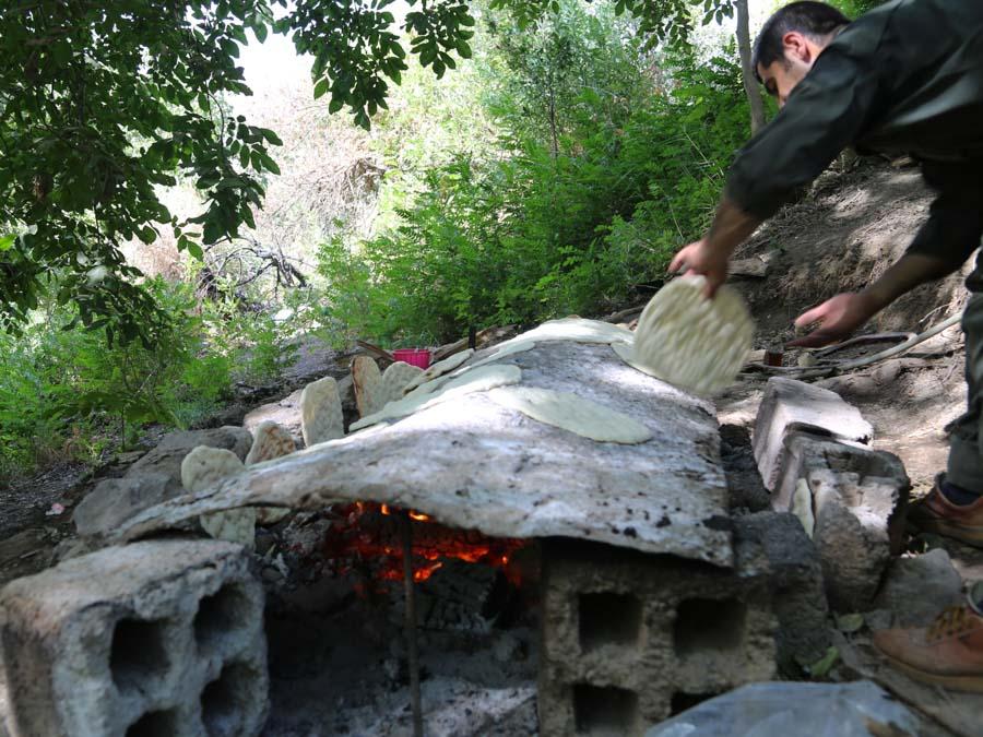 10 Kurdistán Qandil cocina la-tinta