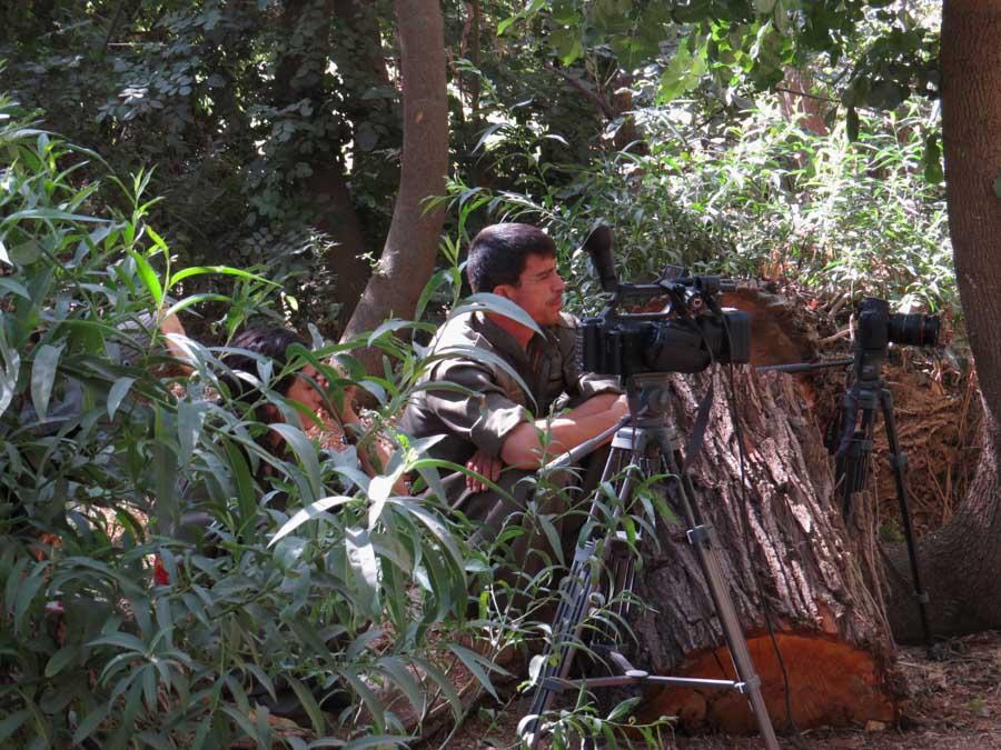 11 Kurdistán Qandil tv la-tinta