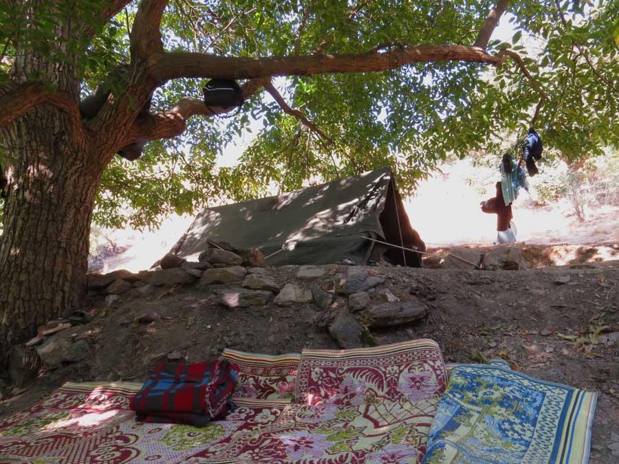 5 Kurdistán Qandil campamento la-tinta
