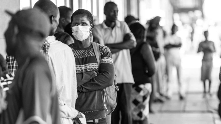 Africa coronavirus poblacion la-tinta