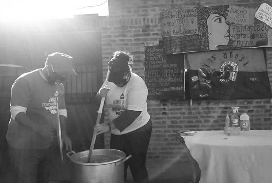 Argentina movimientos sociales coronavirus la-tinta
