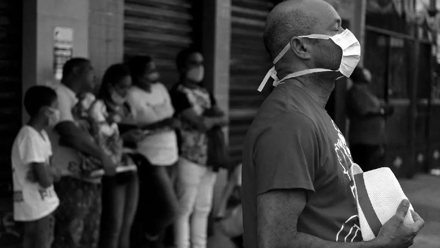 Brasil Rio de Janeiro coronavirus la-tinta