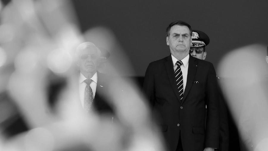 Brasil militares Jair Bolsonaro la-tinta