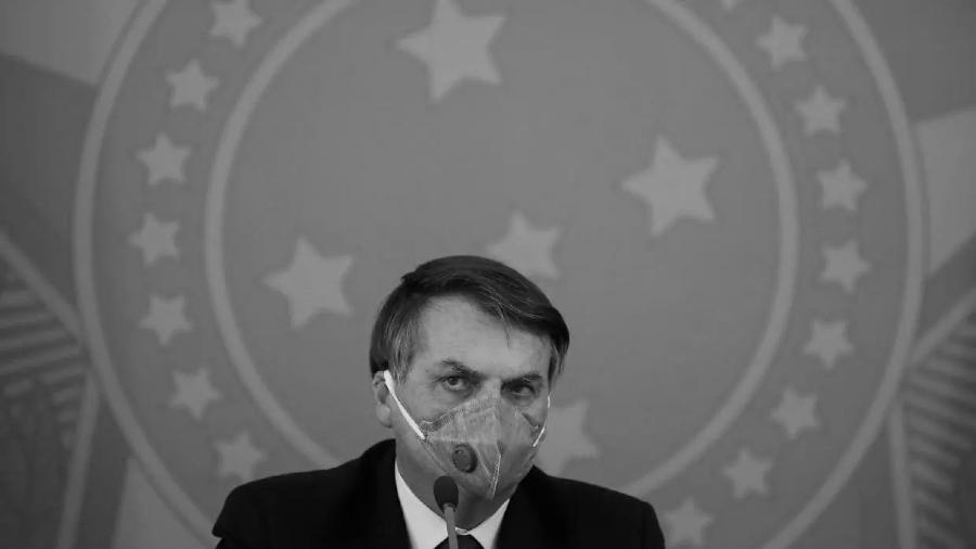 Brasil presidente Bolsonaro pandemia la-tinta