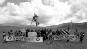 Denuncian represión y detención arbitraria a miembros de la Comunidad Originaria en Aconquija