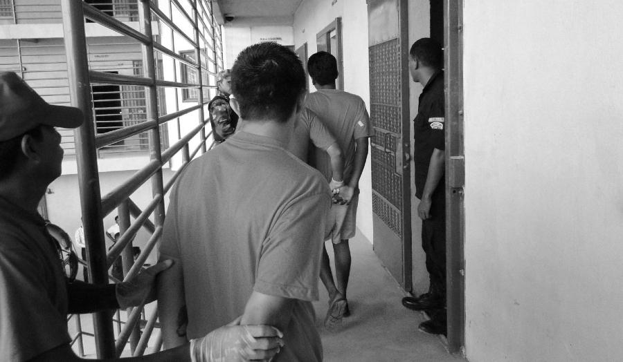 Ecuador carceles detenidos la-tinta