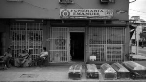 Entre el coronavirus y las masacres del gobierno de Lenín Moreno