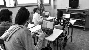 En cuarentena: educación a distancia para quién