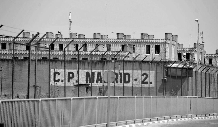 España prision la-tinta