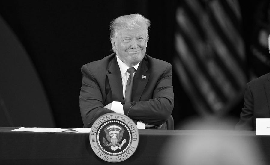 Estados Unidos Trump campaña la-tinta