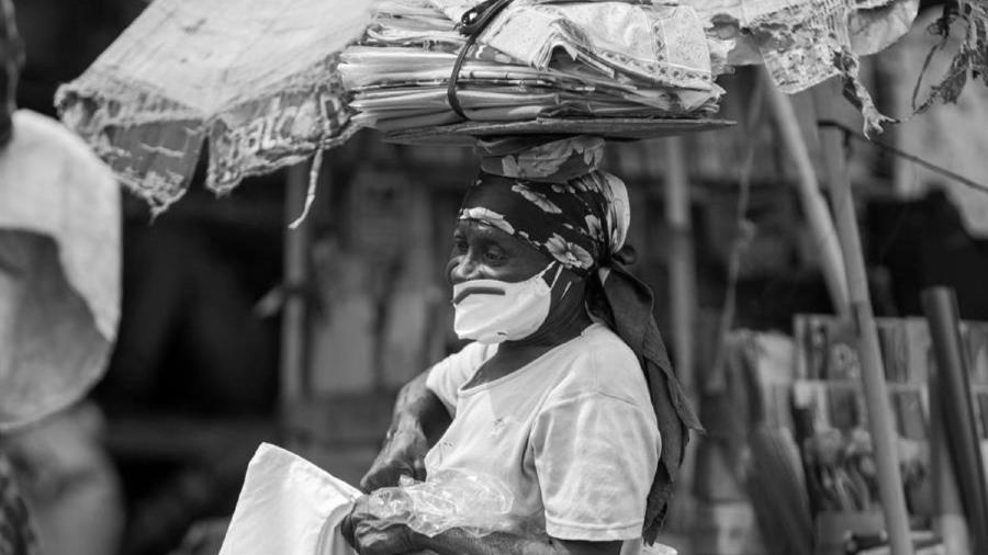 Haiti coronavirus poblacion la-tinta