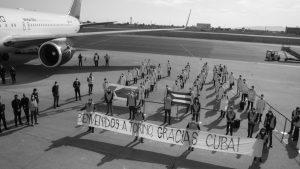 Cuba se escribe con S de solidaridad
