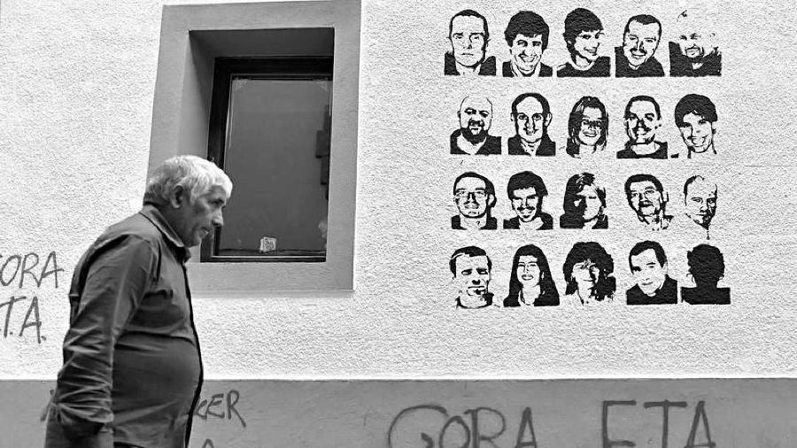 Pais Vasco presos politicos la-tinta